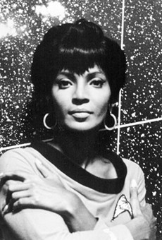 Star Trek actress Nichelle Nichols