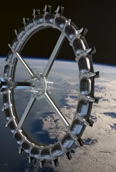 The future of space tourism could be based out of a California P.O. box