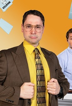 'The Office! A Murder Mystery Parody: Who Is the Scranton Strangler?'