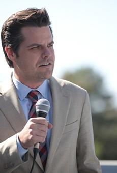 GOP insiders reveling in news of Florida Rep. Matt Gaetz's sex trafficking investigation