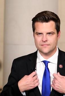 Florida State Rep. Anna Eskamani says Matt Gaetz, Joel Greenberg sent her a 'weird AF' voicemail