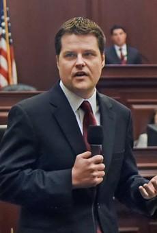 Working for Florida Rep. Matt Gaetz seems like hell