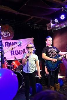 Blue Carolina, from 2019's Girls Rock Camp