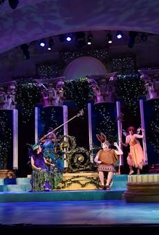 Orlando Shakes presents 'A Midsummer Night's Dream' in the Walt Disney Amphitheater at Lake Eola