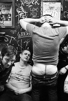 NYC punks Foster Care get down and dirty at Wally's