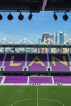 Orlando City kicks off the season with its annual pub crawl this weekend
