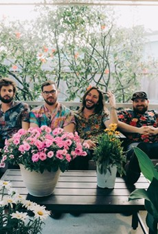 Gary Lazer Eyes opens for Parrotfish at Will's Pub Thursday, April 15