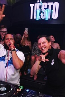 EDM DJ Tiesto to play The Vanguard next Saturday, May 8