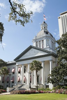 Florida's Capitol building in Tallahassee