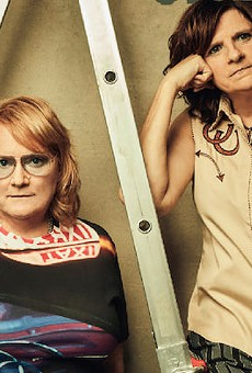 Indigo Girls to headline Orlando's Frontyard Festival at the end of May