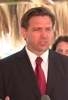 Florida Gov. Ron DeSantis signs executive order overruling all local coronavirus mandates immediately