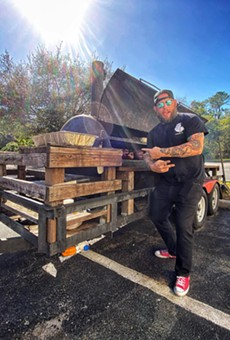 Orlando eateries to hold BBQ benefit for family of late Git-N-Messy pitmaster Chuck Cobb on May 12