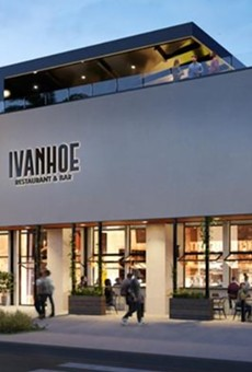 Ivanhoe Village's newest restaurant will come with a rooftop bar