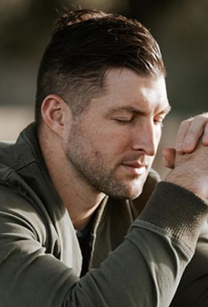 Tim Tebow is the 'Chosen One' for the Jacksonville Jags and Urban Meyer