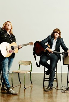 True blue: Amy Ray of Indigo Girls talks about heading back out on the road and playing Orlando's Frontyard Festival