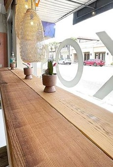 KOS is a new coffee shop and store along Fairbanks Ave. in Winter Park.
