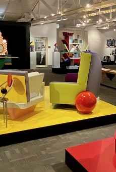 Mount Dora's Modernism Museum reopens after pandemic hiatus with some Bowie furniture on display