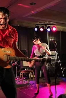 Rockabilly wildman Bloodshot Bill plays Will's Pub tonight