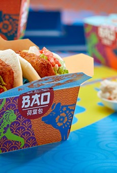 A new bao restaurant is opening at CityWalk.