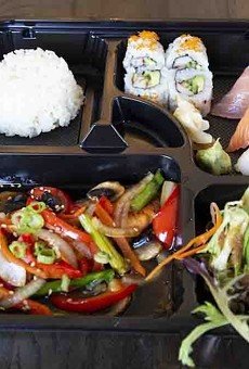 Kombu Sushi Ramen feeds popular tastes in a somewhat neglected sector of Winter Park