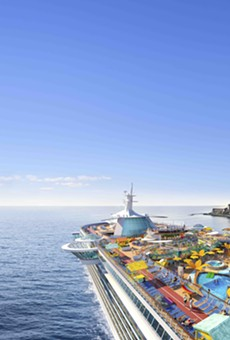 Royal Caribbean's Freedom of the Seas, to sail out of Miami starting in July