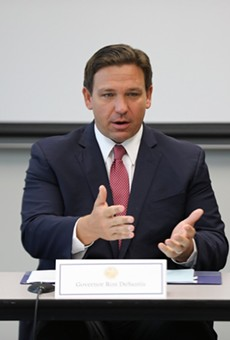 DeSantis' net worth increased by a fifth over the last year.