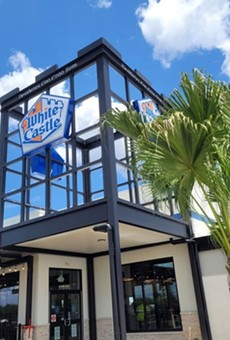 The World's Largest White Castle received 20 health code violations in its first post-opening inspection.