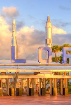 Kennedy Space Center is slowly returning to normal, and that means attractions are in the works