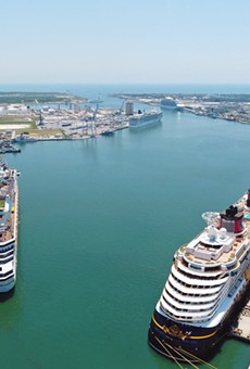 Port Canaveral has been busy fixing up Disney Cruise Line's terminal during pandemic hiatus (10)