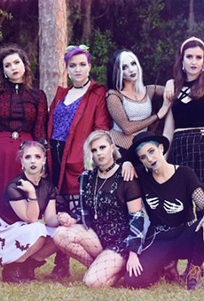 The cast of 'Hexed'