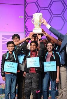 2019 Spelling Bee Finalists