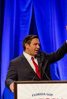 Ron DeSantis championed the new standards, which will paint a picture of America as exceptional among nations.