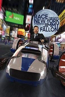Jimmy Fallon ride soft opens at Universal Orlando