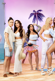 Amazon Prime Video announced a new lesbian reality series called 'Tampa Baes.'