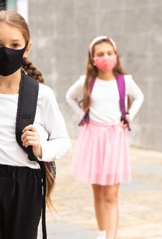 Central Florida saw a massive rise in COVID-19 positivity rates as an outbreak was reported at a Brevard County summer camp.