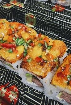 Popular Orlando ghost kitchen Maguro Sushi opens brick-and-mortar restaurant selling Latin fusion sushi