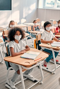 Two school districts in Florida have reversed course on mask mandates following Gov. Ron DeSantis' executive order.