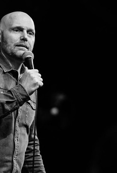 Comedian Bill Burr called Gov. Ron DeSantis a 'piece of shit' over his handling of the coronavirus.
