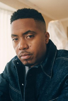 Nas is the biggest name from the first phase of the Gasparilla Music Festival lineup.