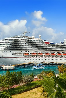 A Carnival cruise ship reported 27 cases of coronavirus onboard.