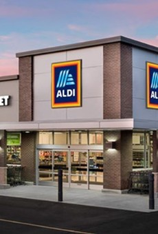 A new Aldi opens this week on East Colonial Drive