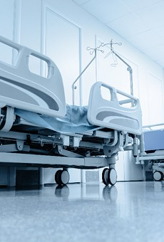Florida's COVID-19 surge is filling the state's hospital beds.