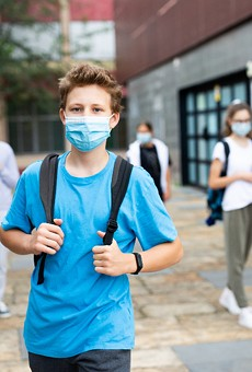 OCPS will require all students to wear masks, starting Monday.
