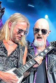 Judas Priest play Warlando Saturday, Sept. 11
