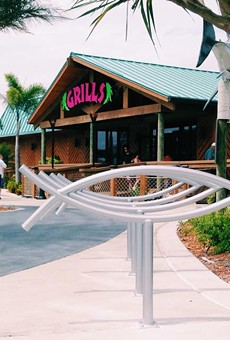 Grills' Cape Canaveral location.