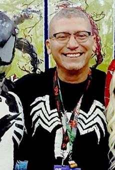 'Venom' illustrator Sam de la Rosa to celebrate National Comic Book Day at Longwood's Acme this weekend