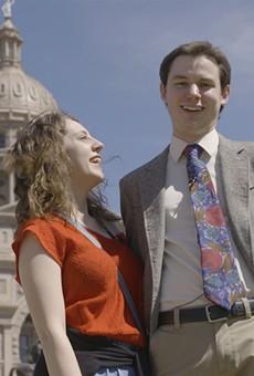 A still from Hayden Pedigo's campaign commercial