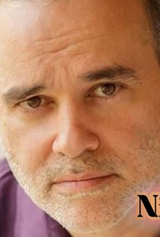 Paul Castaneda, director of 'Nine, the Musical'