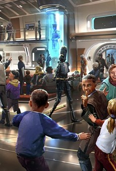 Galaxy Starcruiser is expected to open on March 1.