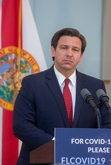 Florida Gov. Ron DeSantis sides with harassers as federal government looks into threats against school officials, teachers